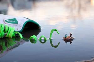 miniature sculpture: miniature sculpture by tom lamont