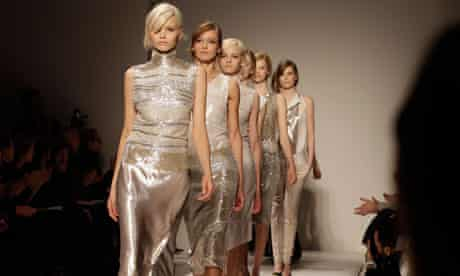 Gianfranco Ferre' autumn/winter 2011 collection at Milan fashion week