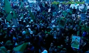 gaddafi-followers-tripoli