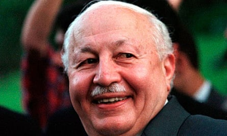Necmettin Erbakan in 1997