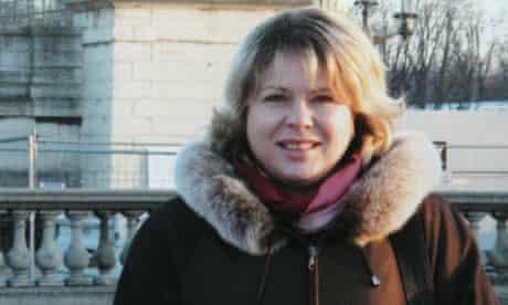 Galyna Kolotnytska, Gaddafi nurse