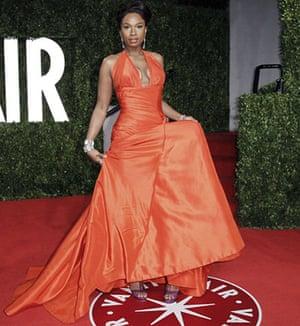 Oscars 2011: afterparties: Jennifer Hudson