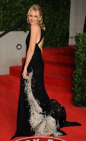 Oscars 2011: afterparties: Vanity Fair Oscar Party 2011 - Los Angeles