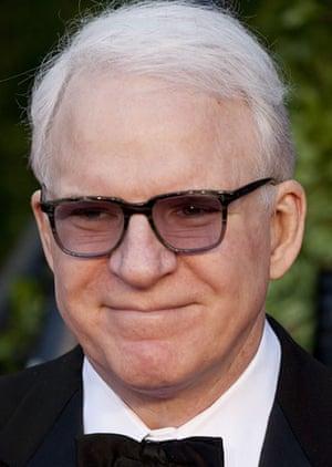 Oscars 2011: afterparties: Steve Martin