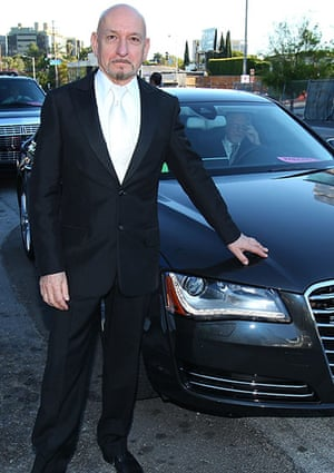 Oscars 2011: afterparties: Audi Arrivals At The Elton John AIDS Foundation Oscars Viewing Party