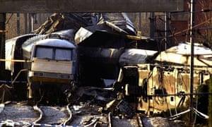 Selby rail crash