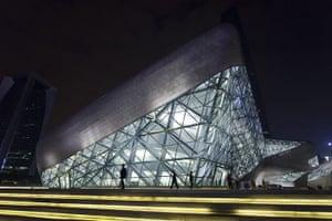 Guangzhou Opera house: Guangzhou Opera house