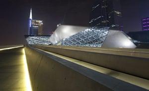 Guangzhou Opera house: Guangzhou Opera house.