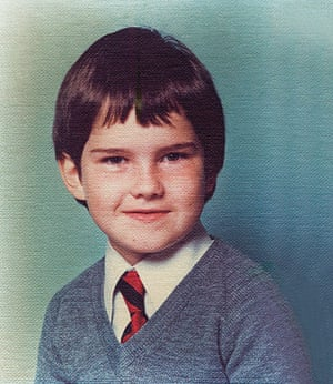 Old me, now me: old jimmy carr