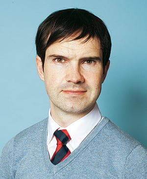 Old me, now me: now jimmy carr