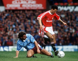 Giggs 20 Years: Ryan Giggs first League Start for Manchester United 1991