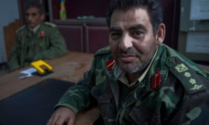 Colonel Hamid Belkhair