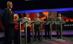 Labour deputy leadership debate