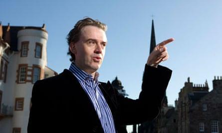 Edinburgh festival director Jonathan Mills