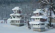 shrines near Furano