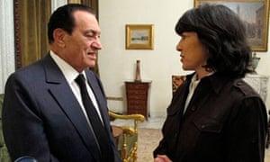 Mubarak-interview-stands-firm