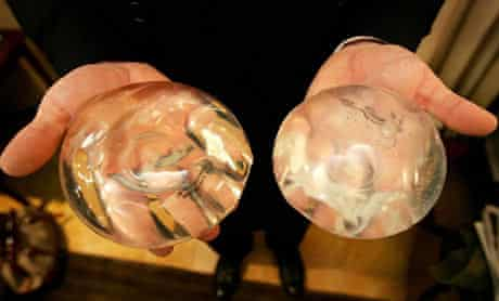 FDA Lifts Ban On Silicone Breast Implants