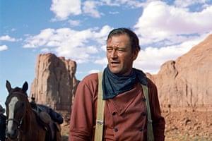 10 best: cowboys: JOHN WAYNE