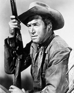10 best: cowboys: James Stewart