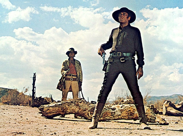 The 10 best screen cowboys - in pictures | Culture | The Guardian