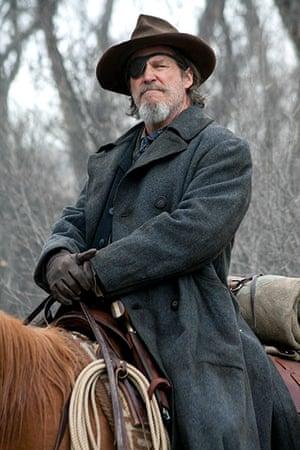 10 best: cowboys: Jeff Bridges in True Grit