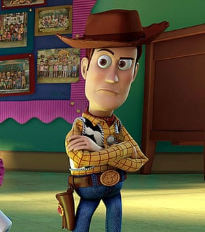 10 best: cowboys: Toy Story 3