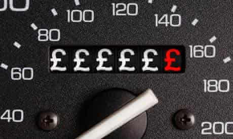 Driving a car has never cost more
