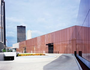 David Chipperfield: Central Library, David Chipperfield, Des Moines, United States