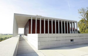 David Chipperfield: The Museum of Modern Literature, Marbach, Germany