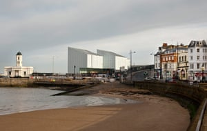 David Chipperfield: The Turner Contemporary Gallery in Margate