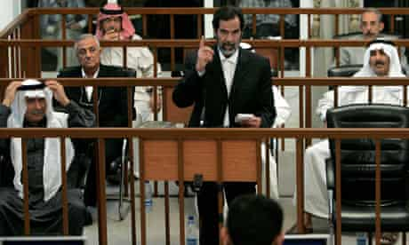 Saddam Hussein 21/08/2006