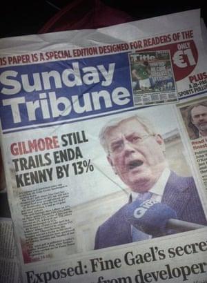 Tribune cover