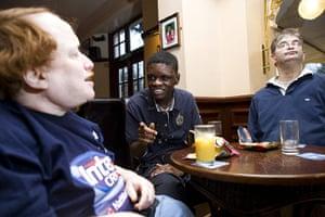 Disability Benefit Cuts: Kofi Serebour