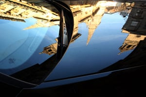 Camera Club: Matthew Price participates in the car photography assignment