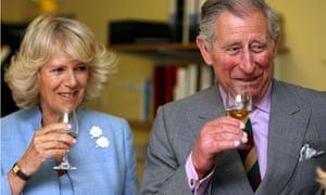Royal couple visit Northern Ireland
