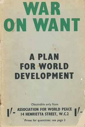 War on Want: War On Want first pamphlet