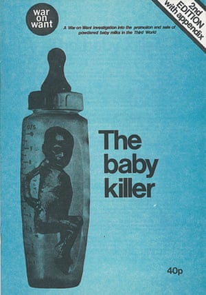 War on Want: The Baby Killer cover