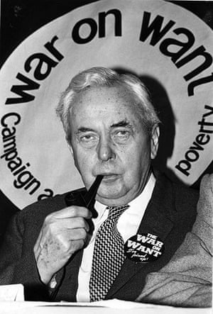 War on Want: Harold Wilson