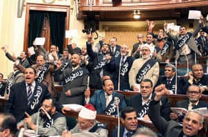 Muslim brotherhood: Egyptian opposition party Muslim Brotherhood