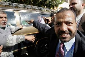 Muslim brotherhood: Muslim Brotherhood during elections in 2005