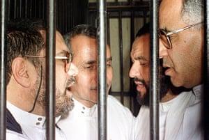 Muslim brotherhood: Muslim Brotherhood members jailed in 2000