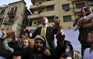 Muslim Brotherhood: Mohamed el-Balatagy