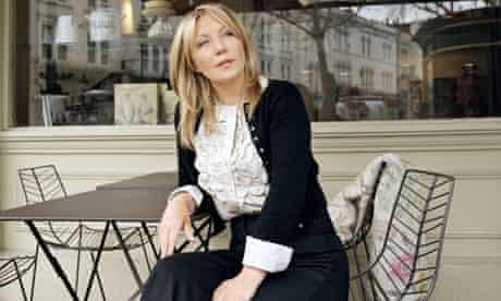 Kirsty Young, presenter of BBC Radio 4's Desert Island Discs