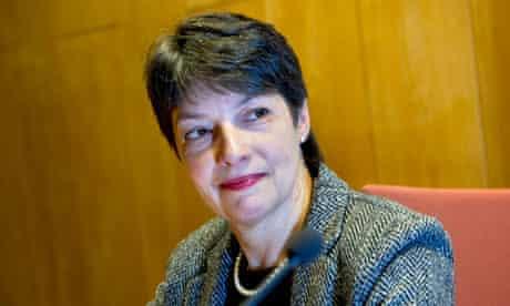 Swedish Director of Prosecution Marianne Ny