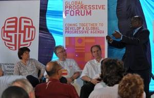 Social Forum: World Social Forum in Dakar, Senegal