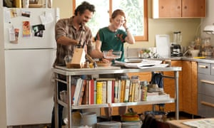 Film Title: THE KIDS ARE ALL RIGHT - film still.Mark Ruffalo and Julianne Moore