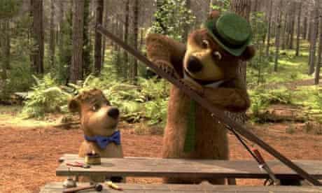 Yogi Bear, film still