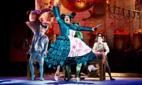 Simon Russell Beale in Alice's Adventures In Wonderland