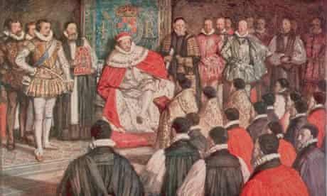King James Bible translators