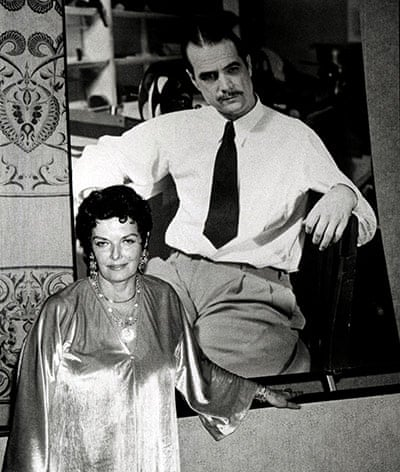 Howard Hughes Jane Russell